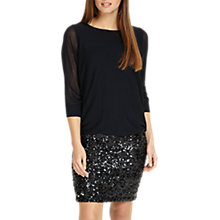 Buy Phase Eight Geonna Sequin Skirt Dress Online at johnlewis.com