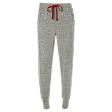 Buy White Stuff Cosy Marl Joggers, Grey Online at johnlewis.com