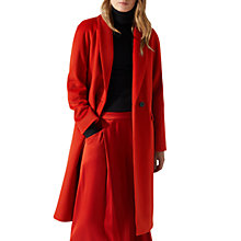 Buy Jigsaw Grace Wool Coat Online at johnlewis.com