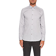 Buy Ted Baker Larosh Printed Shirt Online at johnlewis.com
