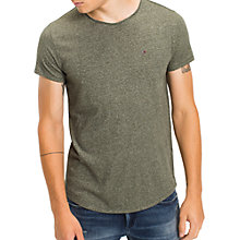 Buy Tommy Jeans Basic Crew Neck T-Shirt Online at johnlewis.com