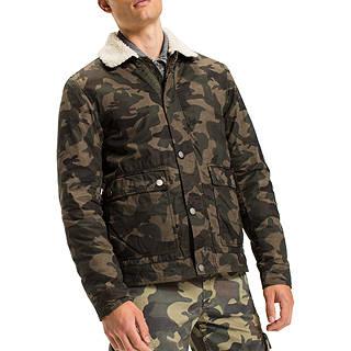 Hilfiger denim herren jacke eric down bomber jacket