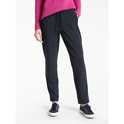 Gerry Weber Drawstring Trousers, Navy