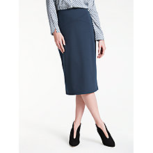 Buy Gerry Weber Jersey Skirt, Navy Online at johnlewis.com