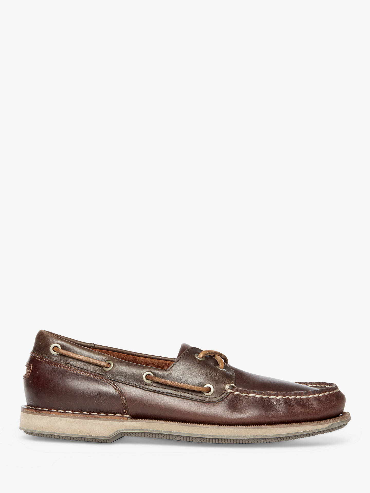 79f7290d35 Rockport Perth Boat Shoes at John Lewis   Partners
