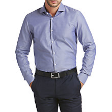Buy HUGO by Hugo Boss C-Jason Dot Slim Fit Shirt Online at johnlewis.com