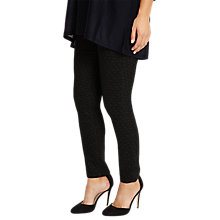 Buy Studio 8 Fiona Jeans, Black Online at johnlewis.com