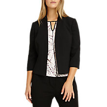 Buy Studio 8 Heather Jacket, Black Online at johnlewis.com