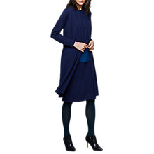 Buy East Merino Shawl Longline Cardigan Online at johnlewis.com