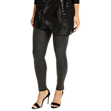 Buy Studio 8 Lily Leggings, Gunmetal Online at johnlewis.com