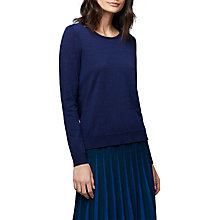 Buy East Merino Scoop Jumper Online at johnlewis.com