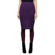 Buy East Merino Knit Pencil Skirt Online at johnlewis.com