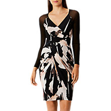 Buy Coast Juno Print Jersey Dress, Multi Online at johnlewis.com