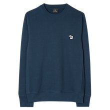 Buy PS by Paul Smith Zebra Logo Sweatshirt, Navy Online at johnlewis.com