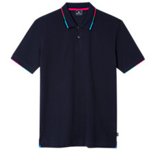 Buy PS by Paul Smith Multi Tipped Polo Shirt Online at johnlewis.com