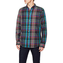 Buy PS by Paul Smith Cotton Check Shirt, Multi Online at johnlewis.com