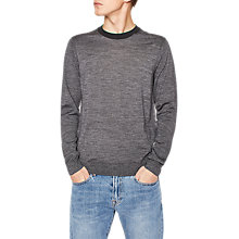 Buy PS by Paul Smith Merino Crew Neck Jumper Online at johnlewis.com