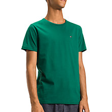 Buy Tommy Jeans Basic Regular Crew Neck T-Shirt Online at johnlewis.com
