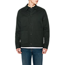 Buy PS by Paul Smith Chore Jacket, Khaki Online at johnlewis.com