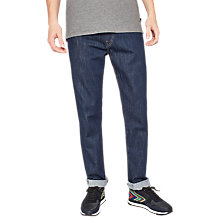 Buy PS by Paul Smith Super Stretch Tapered Jeans, Blue Rinse Online at johnlewis.com