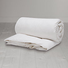Buy John Lewis Milled Duck Feather Duvet, 10.5 Tog Online at johnlewis.com