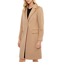Buy Jaeger Wool Cashmere Boyfriend Coat Online at johnlewis.com