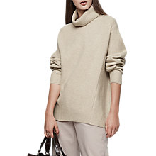 Buy Reiss Hannah Roll Neck Jumper Online at johnlewis.com