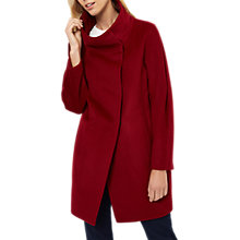 Buy Jaeger Funnel Cocoon Coat Online at johnlewis.com