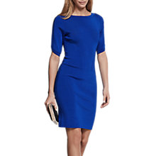 Buy Reiss Lidia Knit Dress, Ocean Online at johnlewis.com