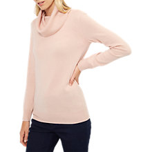 Buy Jaeger Cashmere Cowl Neck Jumper Online at johnlewis.com
