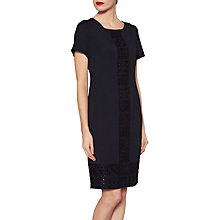 Buy Gina Bacconi Matilda Sequin Lace Trim Dress Online at johnlewis.com