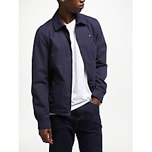 Buy Tommy Hilfiger New Ivy Cotton Jacket Online at johnlewis.com