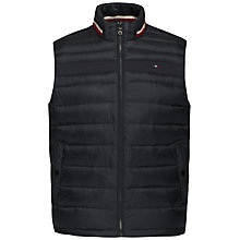 Buy Tommy Hilfiger Coeen Down Gilet, Sky Captain Online at johnlewis.com