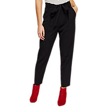 Buy Miss Selfridge Paper Bag Trousers Online at johnlewis.com
