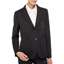 Buy Gerard Darel Veste Jacket, Blue Online at johnlewis.com