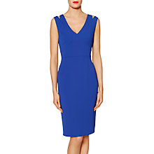 Buy Gina Bacconi Lois Cut Out Shoulder Dress Online at johnlewis.com