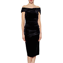 Buy Gina Bacconi Jessica Off Shoulder Dress Online at johnlewis.com