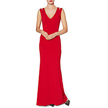 Buy Gina Bacconi Chelsea Cut Out Shoulder Maxi Dress Online at johnlewis.com