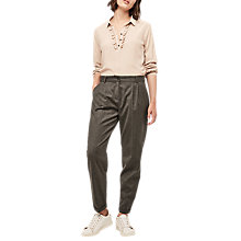 Buy Gerard Darel Soho Trousers, Grey Online at johnlewis.com
