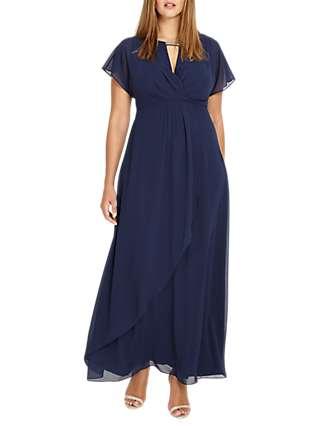 Studio 8 Destiny Maxi Dress, Navy