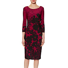 Buy Gina Bacconi Amelia Floral Print Dress Online at johnlewis.com