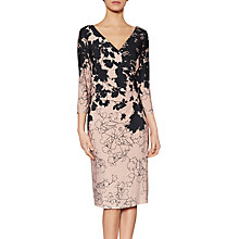 Buy Gina Bacconi Debra Floral Print Dress Online at johnlewis.com