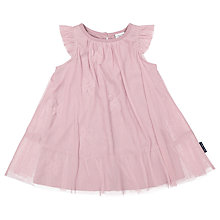 Buy Polarn O. Pyret Girls Tulle Dress, Purple Online at johnlewis.com