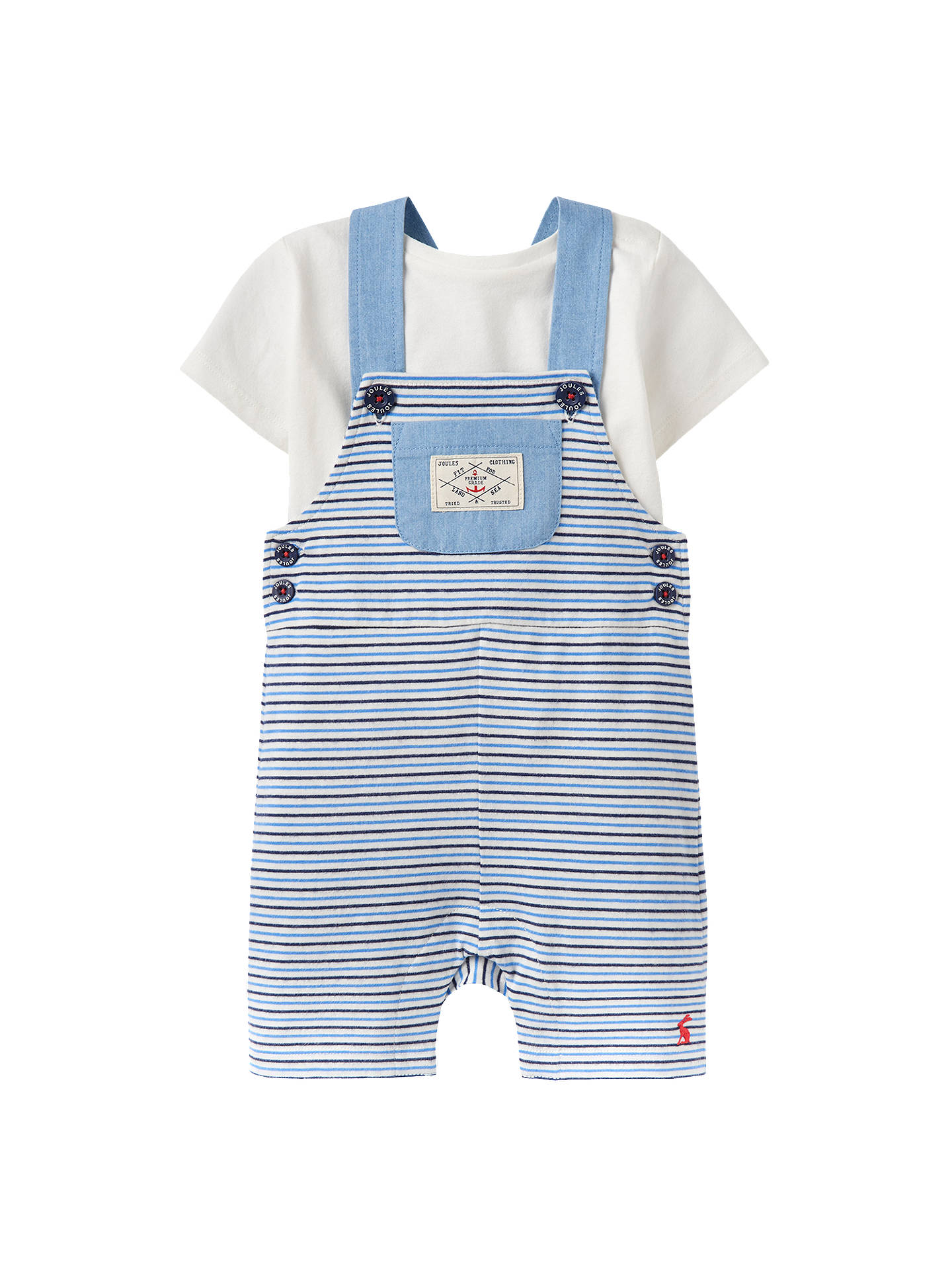 Ted Baker Baby Boy Shorts Dungarees Set 0-3 Months Modern Design Boys' Clothing (0-24 Months)