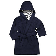 Buy Polarn O. Pyret Baby Hooded Bathrobe Online at johnlewis.com