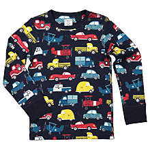 Buy Polarn O. Pyret Children's Car Top, Blue Online at johnlewis.com