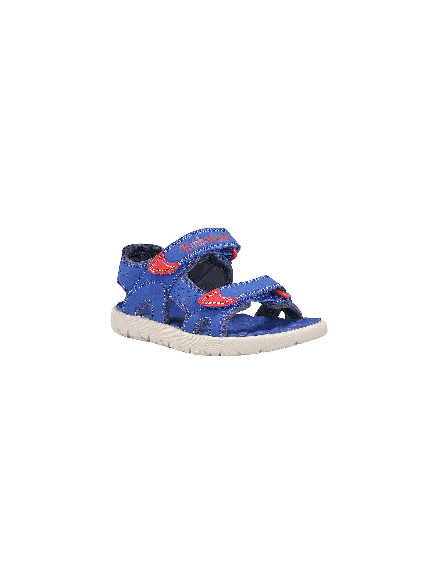 83603106841 Timberland Children s Perkins Double Strap Sandals at John Lewis ...