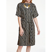 Buy People Tree Alaina Dress, Black Online at johnlewis.com