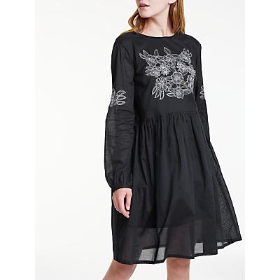 People Tree Hera Dress, Black