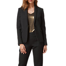 Buy L.K. Bennett Lolly Blazer, Black Online at johnlewis.com